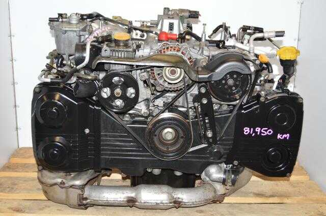 WRX 2002-2005 JDM Motor Swap For EJ205 2.0L TD04 Turbo Engine