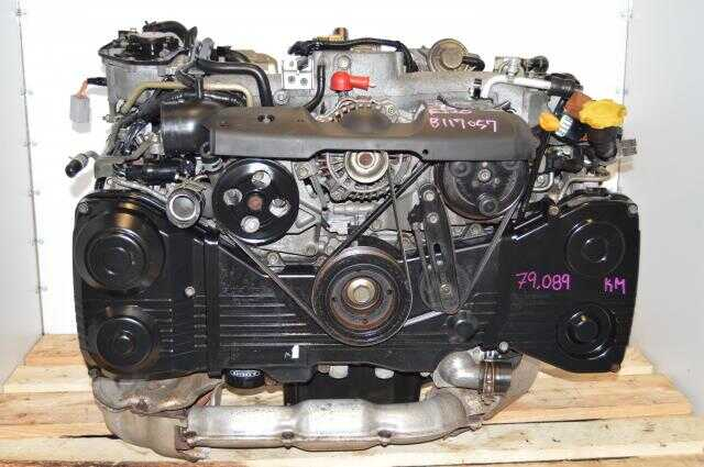 Subaru 2002-2005 WRX EJ205 Turbo Engine with AVCS For Sale