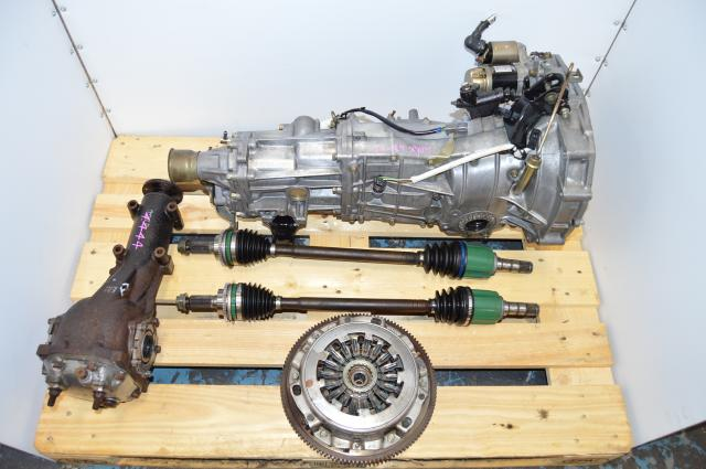 USDM Subaru 5 Speed Transmission Replacement Swap for WRX 2002-2005 with LSD Rear Diff