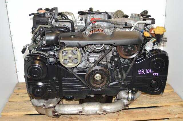 Used Subaru WRX 2002-2005 DOHC 2.0L Turbocharged AVCS Engine Package For Sale