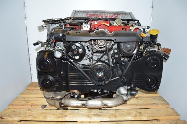 Used Subaru Version 7 EJ207 2002-2007 STi Engine Package For Sale