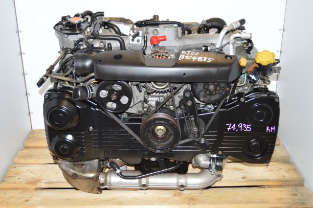 Subaru WRX Turbo EJ205 2.0L AVCS Turbocharged Engine For Sale