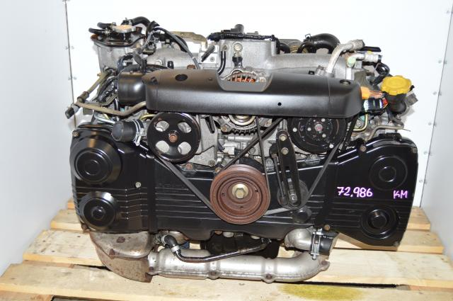 WRX 2002-2005 EJ205 DOHC AVCS Engine Swap For Sale