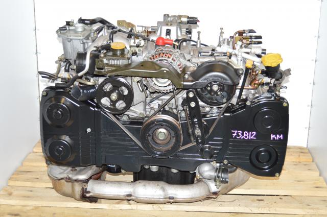JDM Impreza WRX 02-05 EJ205 Engine Package with TD04 Turbo