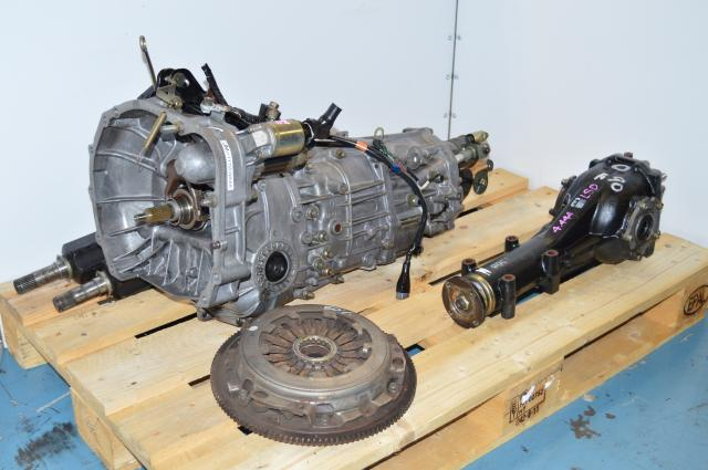 JDM Subaru 5-Speed Manual Tranmission Swap For Sale For WRX 02-05 GDA GDB