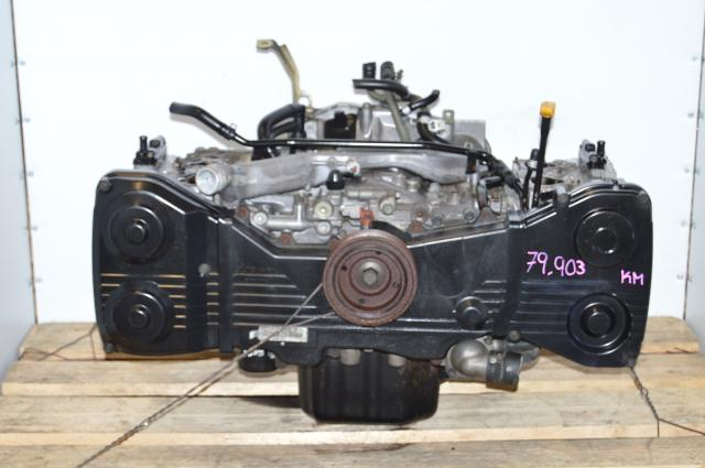 Subaru WRX 2002-2005 2.0L Engine Block Replacement Swap For Sale