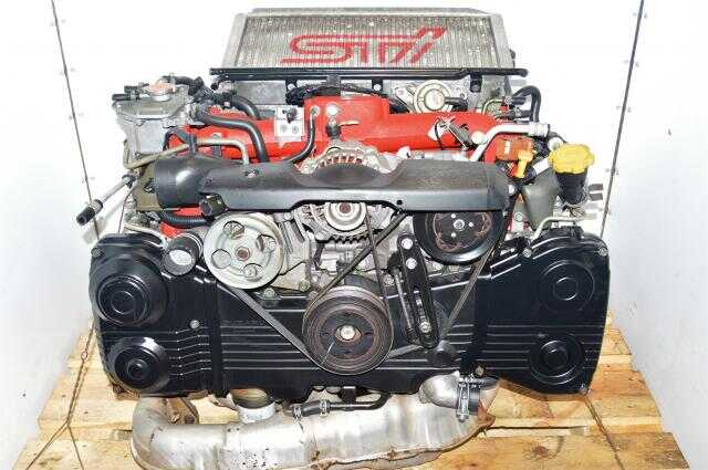 Subaru STi Version 8 02-07 EJ207 2.0L Turbocharged Motor Swap for Sale