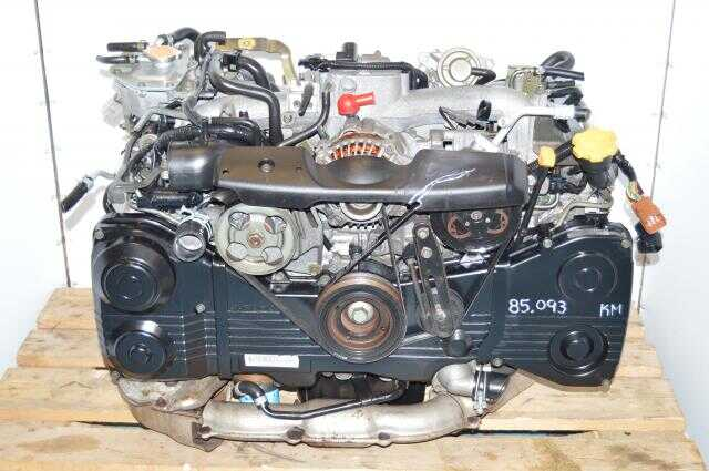 Subaru WRX 2002-2005 EJ205 AVCS Turbo Engine Swap for Sale, Direct fit into USDM WRX EJ20 Turbo
