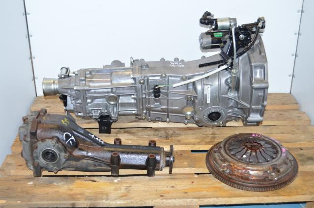 Subaru WRX 2006-2007 Push Type 5 Speed Transmission Replacement Swap Package