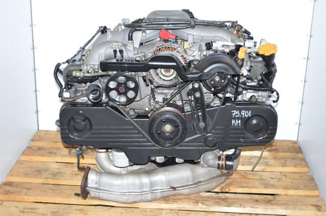 Subaru Impreza RS 2.5L EJ253 SOHC NA 2004 Engine Replacement For Sale