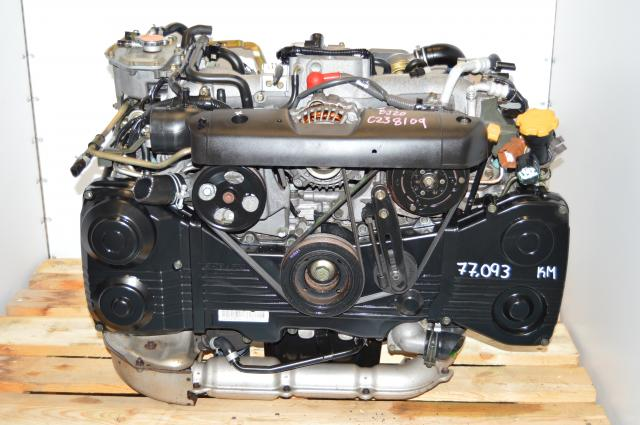 JDM Subaru WRX EJ205 Engine Replacement Turbo Swap For Sale
