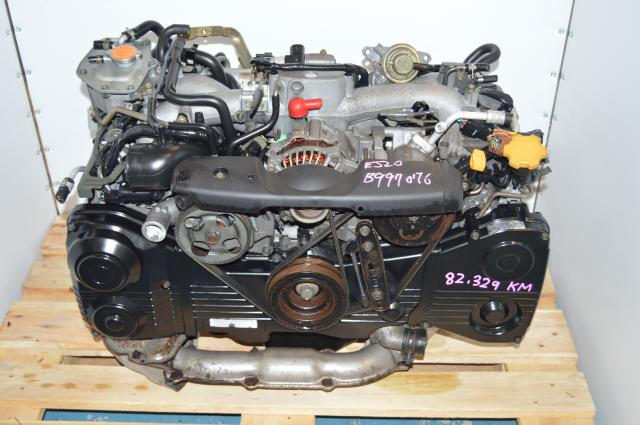 Used Subaru EJ205 WRX 02-05 AVCS Turbo 2.0L Engine Swap for Sale