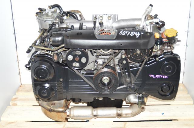 JDM EJ205 WRX 2002-2005 2.0L TF035 Turbocharged AVCS Package For Sale