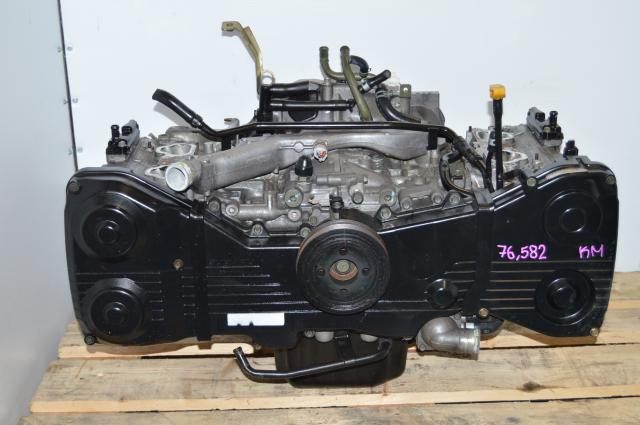 JDM WRX Long Block EJ205 Motor Swap for Sale, Subaru GD GG 2002-2005