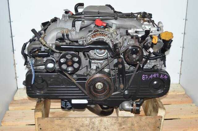 JDM Impreza RS 2004 EJ203 2.0L Replacement engine for EJ253 2.5L NA Motor