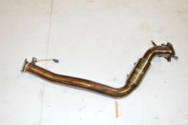 Subaru WRX 2002-2007 STI V7/V8/V9 Zero Sports JDM TWIN-SCROLL Downpipe