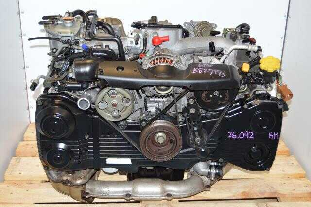 Subaru WRX 2002-2005 EJ205 Turbocharged TD04 AVCS Engine Swap For Sale