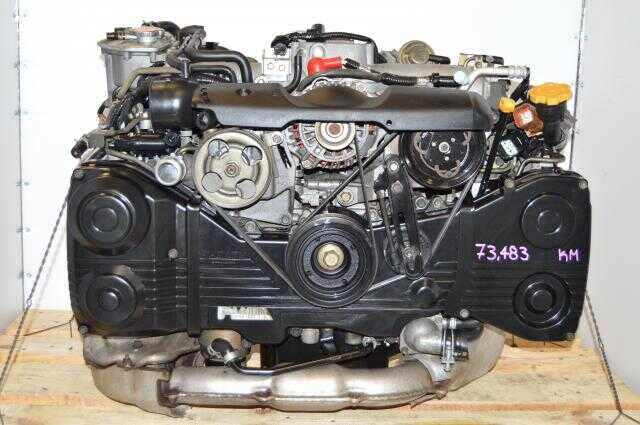 02-05 Subaru WRX AVCS Engine Package with TD04 Turbo GDA GDB