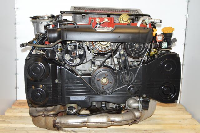 JDM Forester STi 04-07 EJ255 2.5L DOHC Turbocharged AVCS Engine Swap For Sale