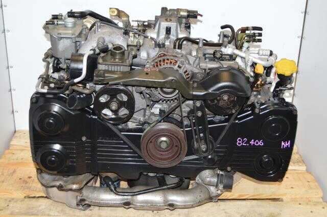 JDM Impreza 2002-2005 WRX EJ205 Turbo Motor Package For Sale