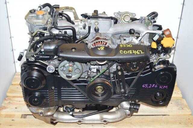 Subaru WRX 2002-2005 Turbocharged TD04 EJ205 AVCS Engine Package For Sale