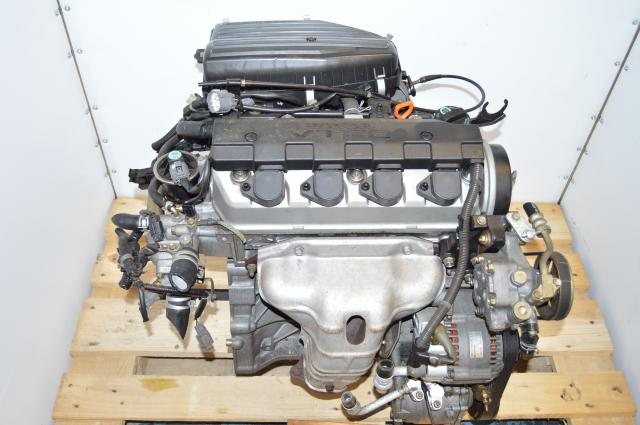 JDM Honda Civic 2001-2005 Replacement Engine, 1.7 D17A VTEC Motor For Sale