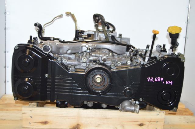Subaru EJ205 WRX 2002-2005 2.0L Turbo DOHC Long Block