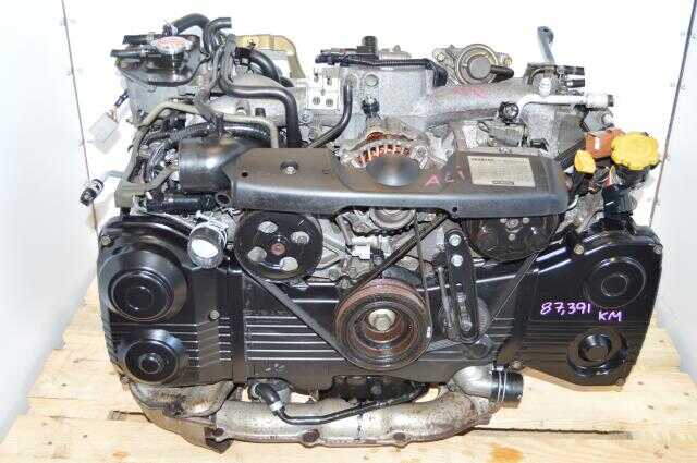 Subaru EJ205 USDM Compatible 2002-2005 WRX AVCS TD04 Turbocharged Engine Swap For Sale