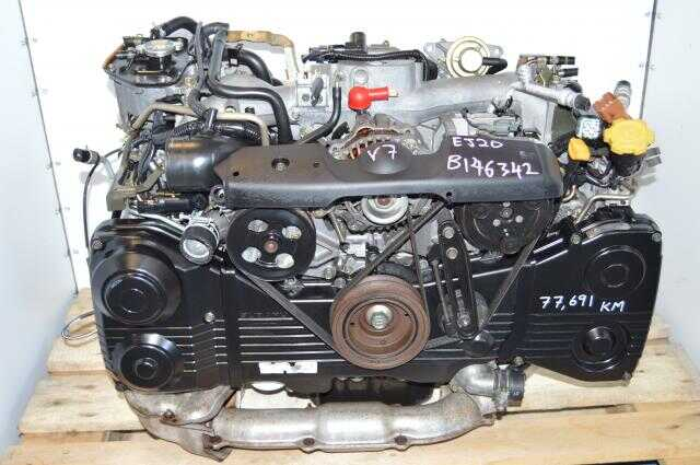 Used Subaru WRX 02-05 USDM Compatible EJ205 TD04 Turbocharged Engine Package For Sale