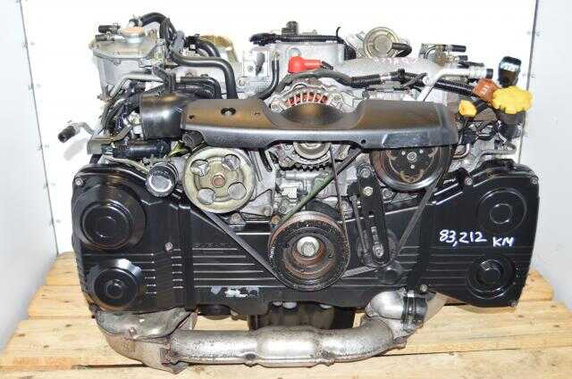 EJ205 TD04 Turbocharged WRX 02-05 Subaru Engine Package For Sale