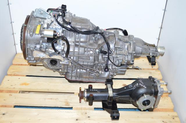 Subaru 2015+ WRX CVT TR69A2Z2BD Transmission Swap For Sale