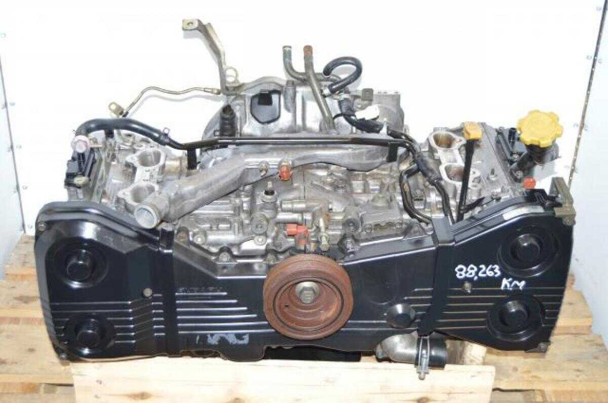 JDM EJ20 Turbo GC8 / Forester 96-97 Motor Long Block Package For Sale