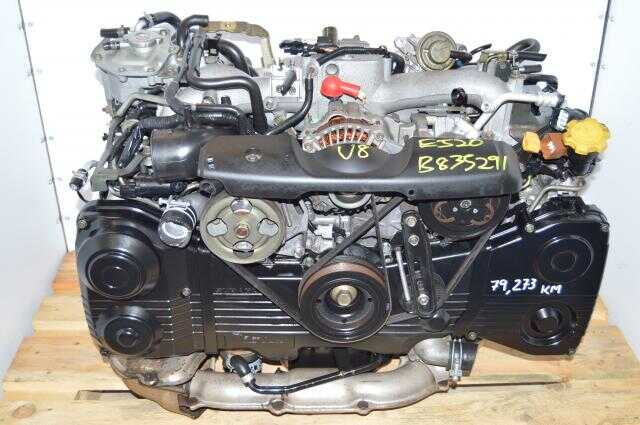 Used Subaru EJ205 AVCS DOHC 2.0L WRX 2002-2005 TD04 Turbocharged Package For Sale
