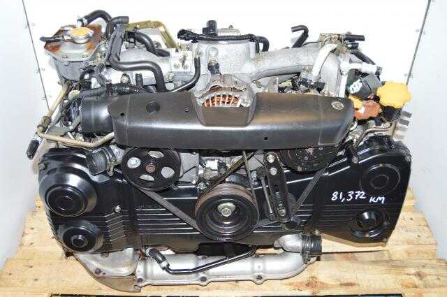 WRX 2002-2005 EJ205 Engine DOHC TF035 Turbocharged Subaru AVCS TGV Delete Engine For Sale