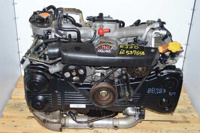 Used Subaru EJ20 Turbo 2002-2005 WRX TGV Delete Swap For Sale with TF035 Turbocharger
