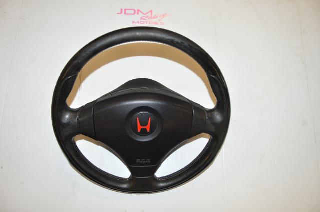 JDM Intergra Type-R DC2 1998+ Momo OEM Steering Wheel Assembly For Sale