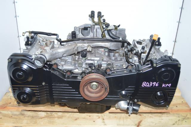 JDM Impreza WRX 2002-2005 EJ205 Quad Cam Long Block Engine Swap