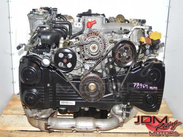 Subaru WRX Impreza 2002-2005 TD04 Turbocharged EJ205 AVCS Engine Swap For Sale