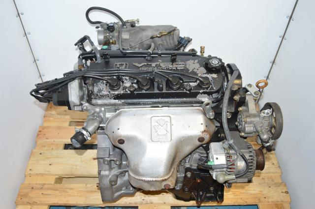 JDM Honda Accord VTEC 2.3L F23A 1998 2002 CD1 CD2 Engine Swap