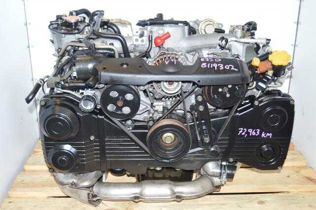 Used Subaru WRX 2002-2005 AVCS EJ205 2.0L DOHC TD04 Turbo Engine
