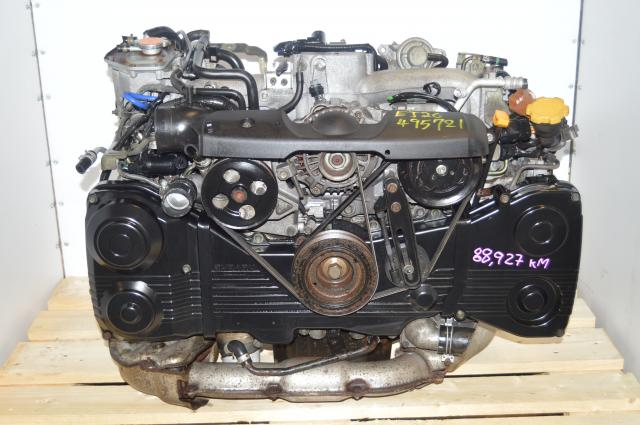 Subaru WRX 02-05 GD GG EJ205 Used 2.0L AVCS TD04 Turbocharged Motor