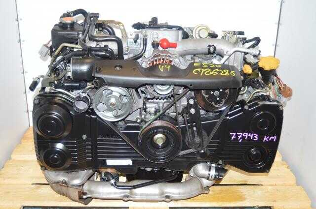 Subaru EJ205 2002-2005 WRX Impreza TD04 Turbo AVCS 2.0L Engine For Sale