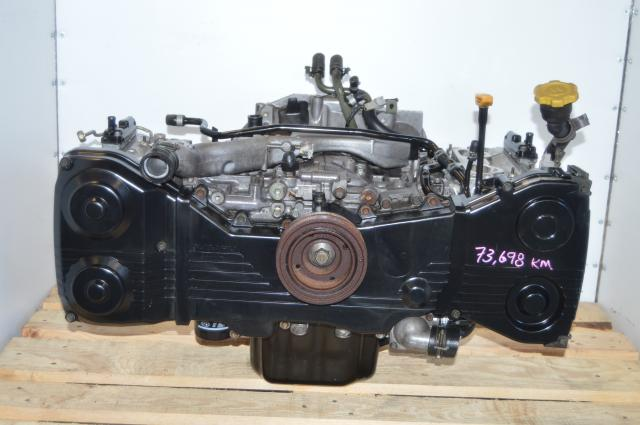 JDM Subaru WRX Long Block EJ205 2002-2005 Long Block Swap
