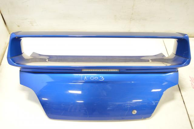 JDM Subaru WRX STi 2002-2007 WRB Trunk with Spoiler For Sale GD