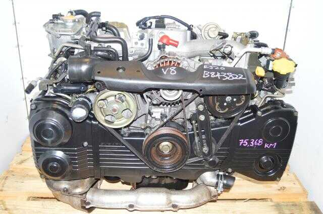 WRX EJ205 TD04 Turbo 2002-2005 AVCS Motor, 2.0L DOHC Package For Sale