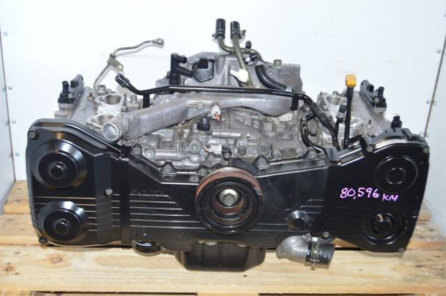 JDM WRX 2002-2005 Long Block EJ205 2.0L DOHC Engine