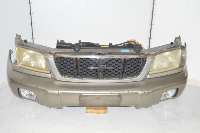 Subaru Forester SF5 1999-2002 Front End Assembly For Sale with Headlights & Foglights
