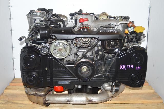 Subaru AVCS EJ205 Quad Cam TD04 Turbocharged 2.0L 2002-2005 Engine