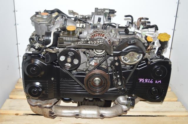 JDM EJ205 WRX 2002-2005 Engine Swap GD GG Subaru TD04 Turbo For Sale