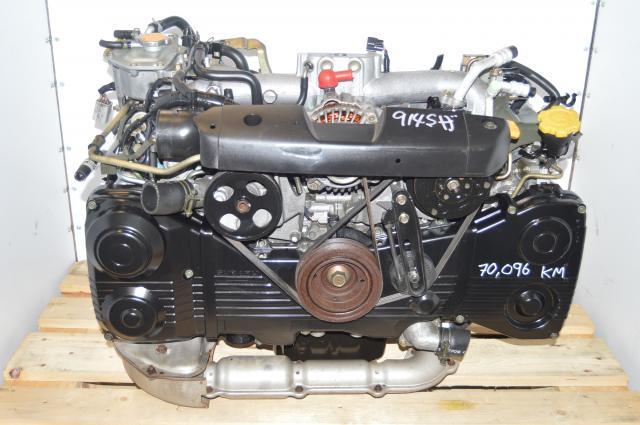 1 695 Usd Used Subaru Jdm Ej205 Dohc 2 0l Engine With Tf035 Turbocharger For